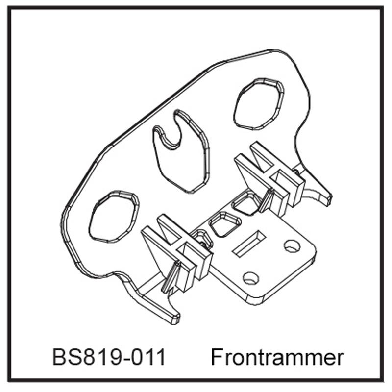 Frontrammer - BEAST BX / TX