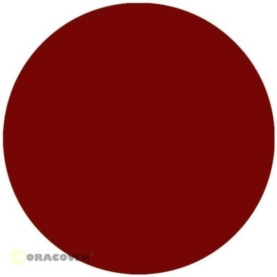 ORACOVER Bügelfolie rot