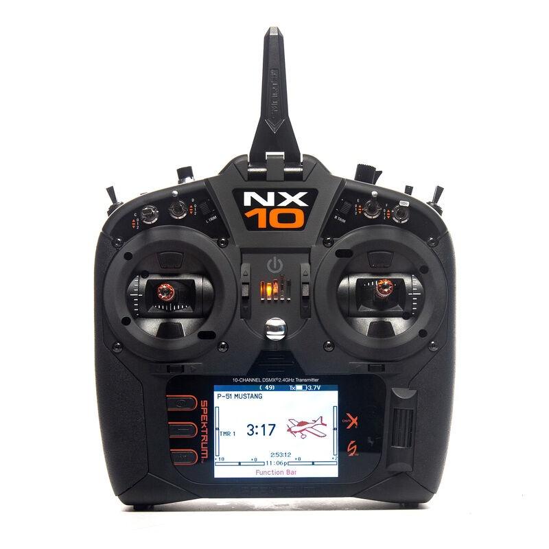 Spectrum NX 10, 10 Kanal Fernsteuerung
