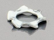 Zahnscheibe Stahl M 2 (10-er Packung)