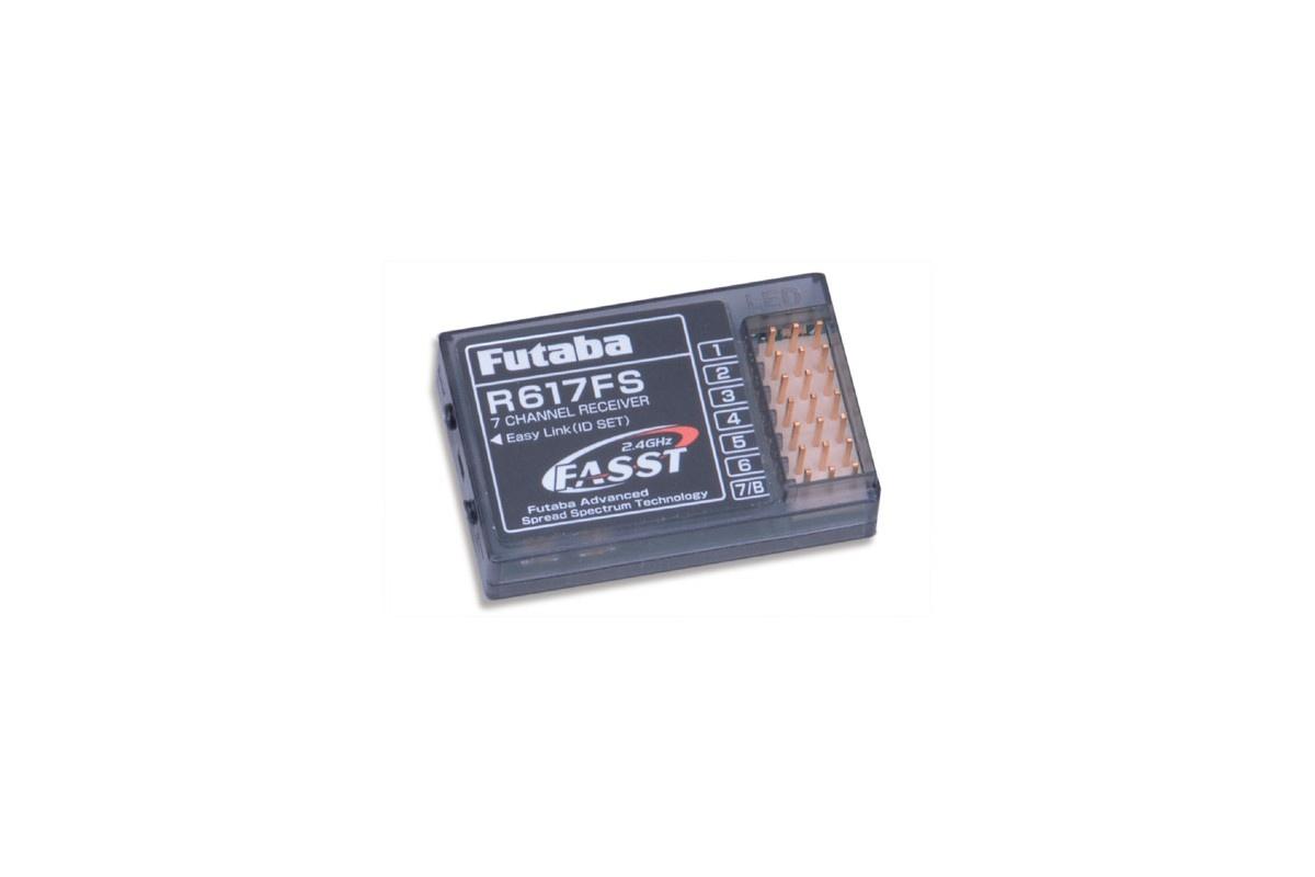 FUTABA R617FS 2,4 GHz FASST Empfänger