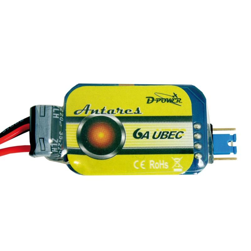D-Power Antares 6A UBEC Regler