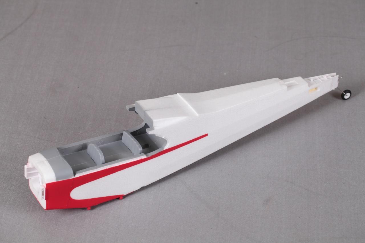 FMS Piper J3 Cub 140cm - Rumpf