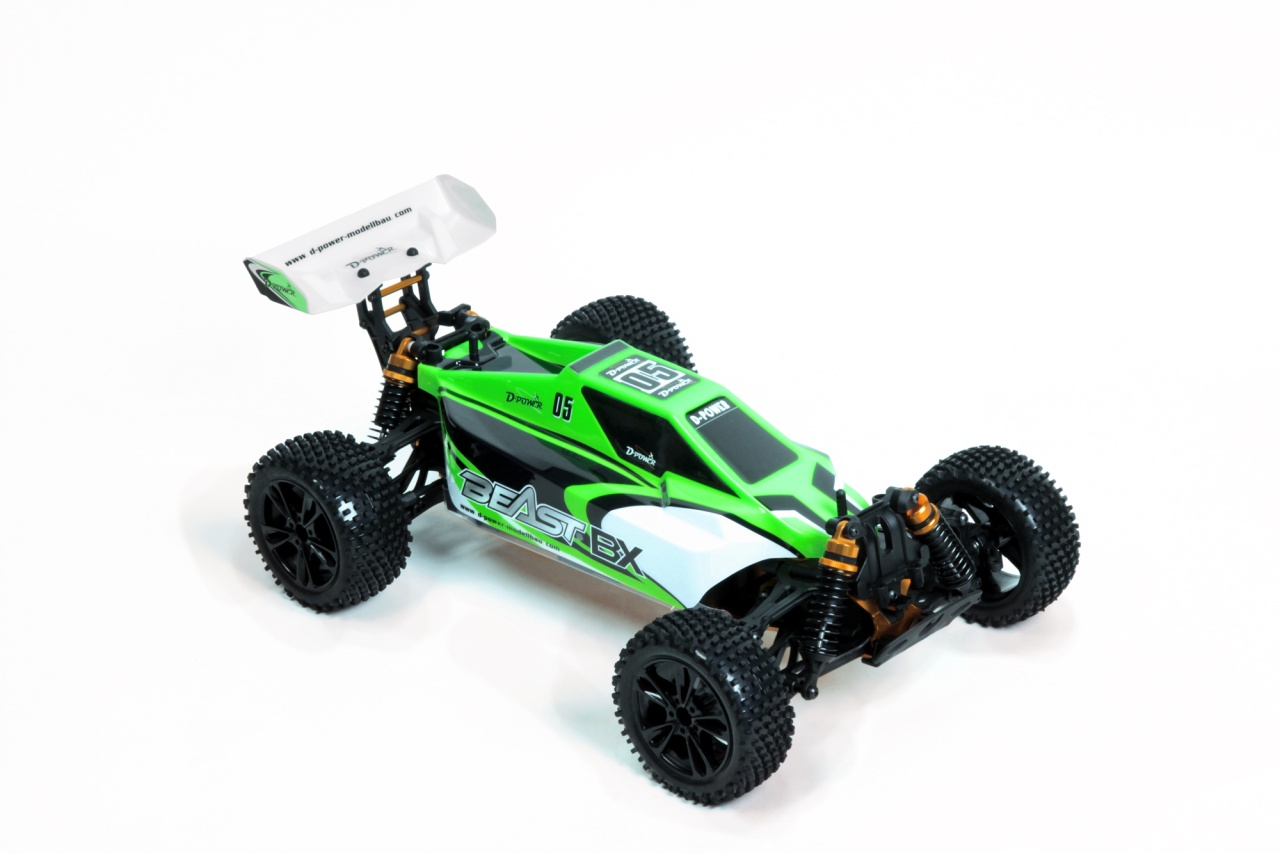 D-Power BEAST BX BL Buggy RTR