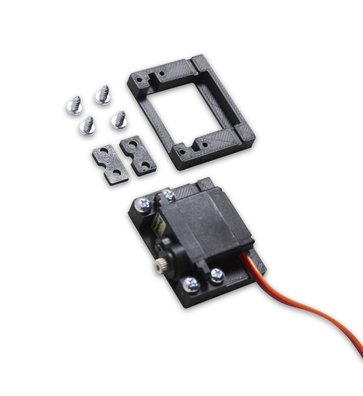 D-Power Servorahmen für Servo AS/DS 2XX