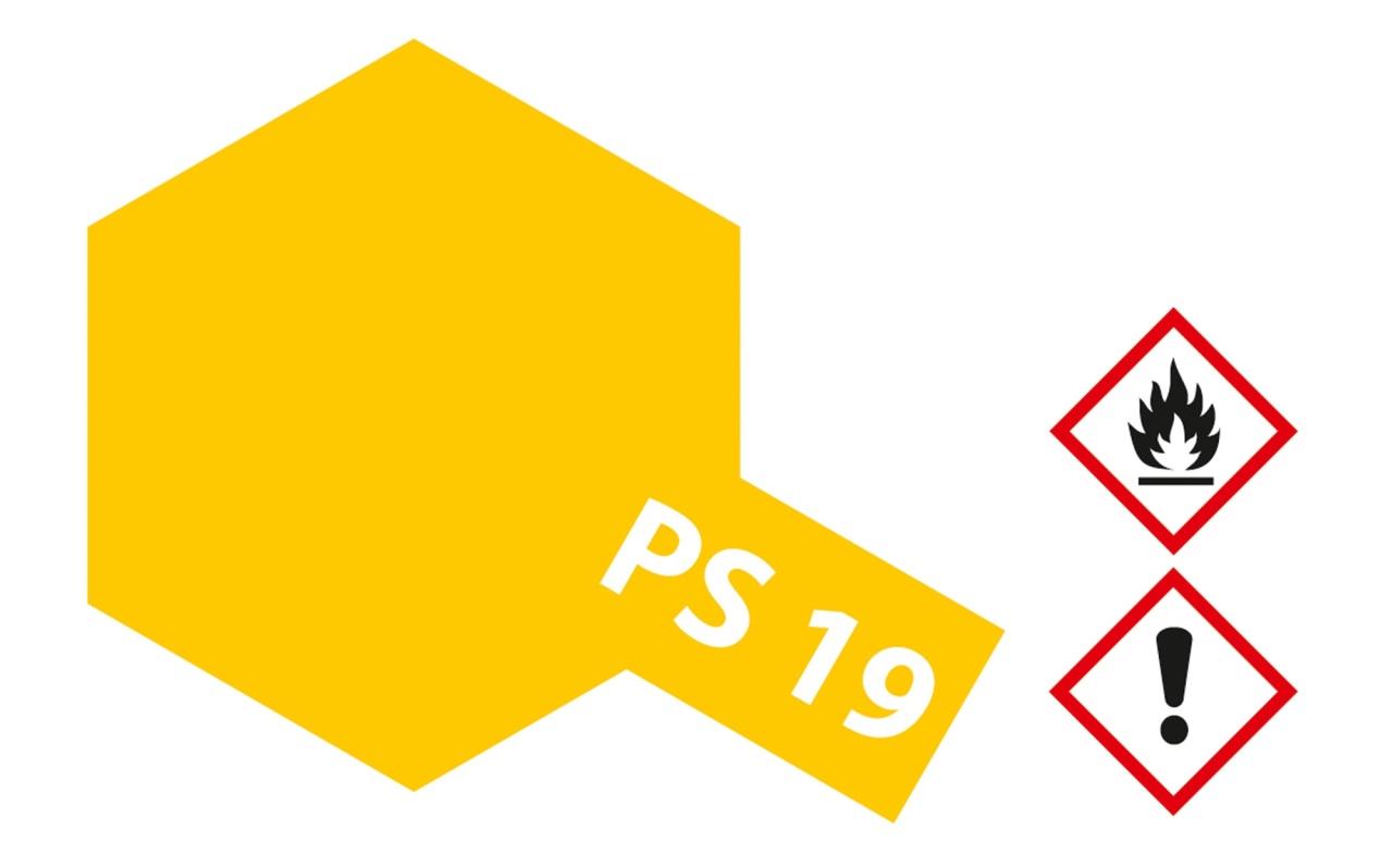 Tamiya PS-19 Camelgelb Polycarbonat 100ml