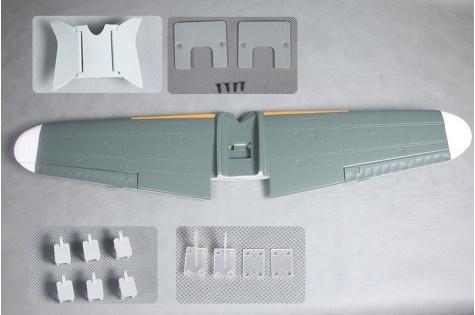 FMS Zero - Tragfläche