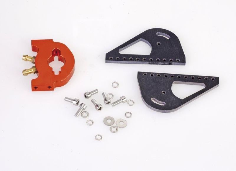 Graupner Motorträger für Brushlessm. verstellbar