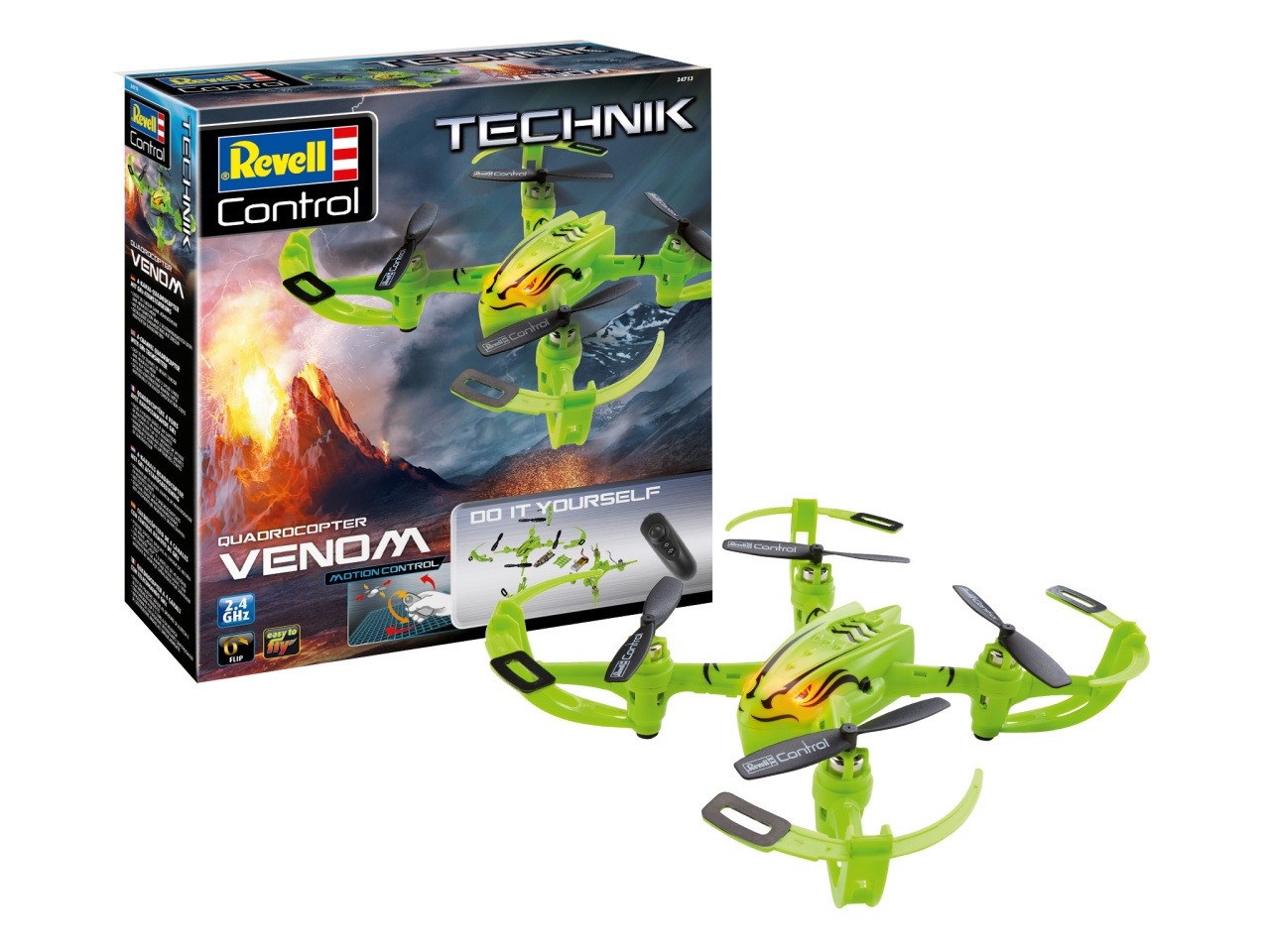 Revell RC TECHNIK Quadcopter VENOM