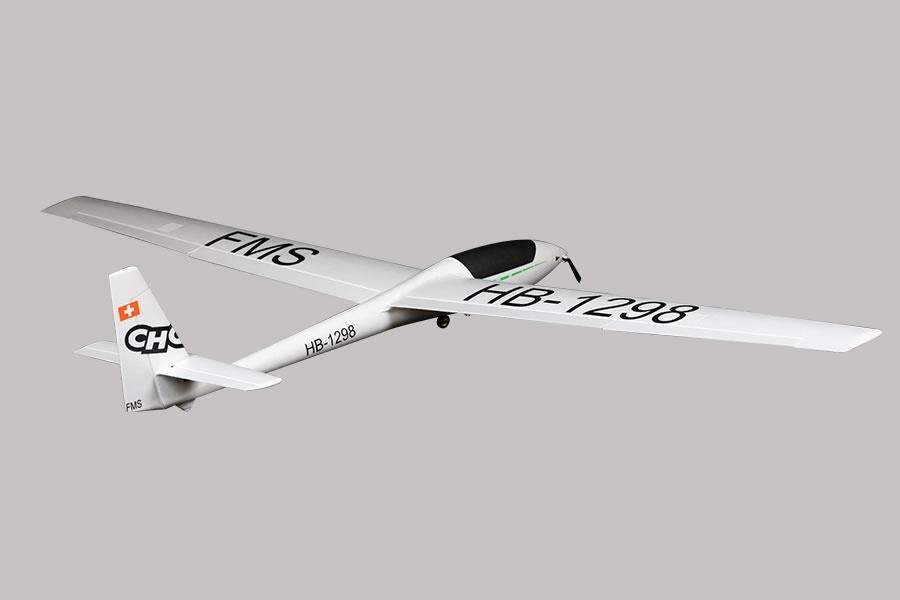 FMS ASW-17 Elektrosegler PNP - 250 cm