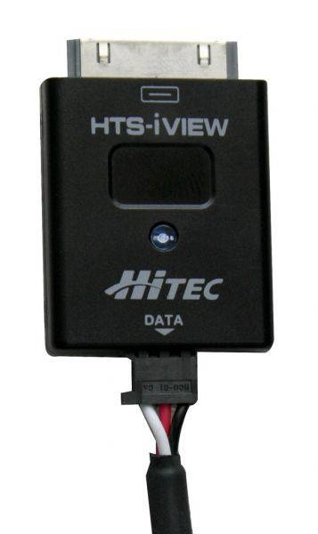 HTS-iView - Telemetry Interface iOS