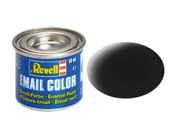 Revell schwarz, matt 14 ml