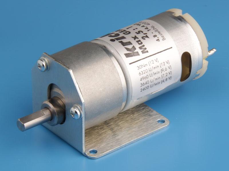 Krick MAX Gear Getriebemotor 2,5:1