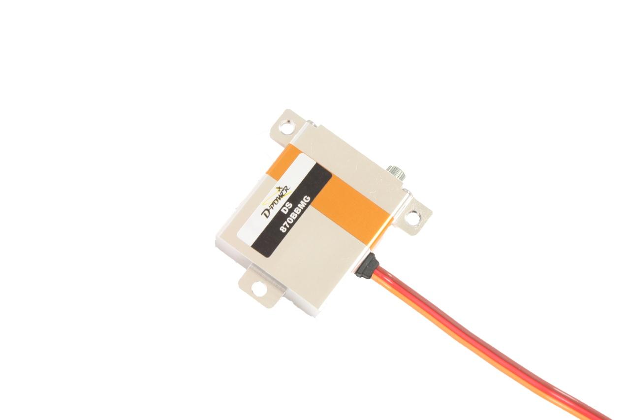 D-Power DS-870BB MG Digital-Servo