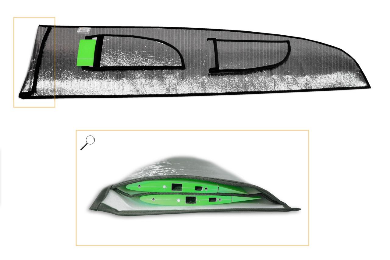 Tragflächentasche für D-Power E-Ternity V200