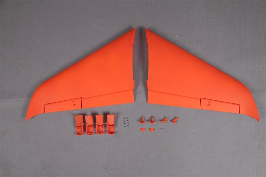 FMS Super Scorpion orange - Tragflächen (L+R)