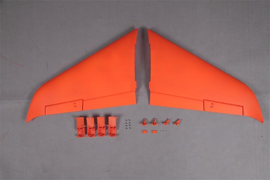 FMS Super Scorpion orange - Tragflächen (L+R)