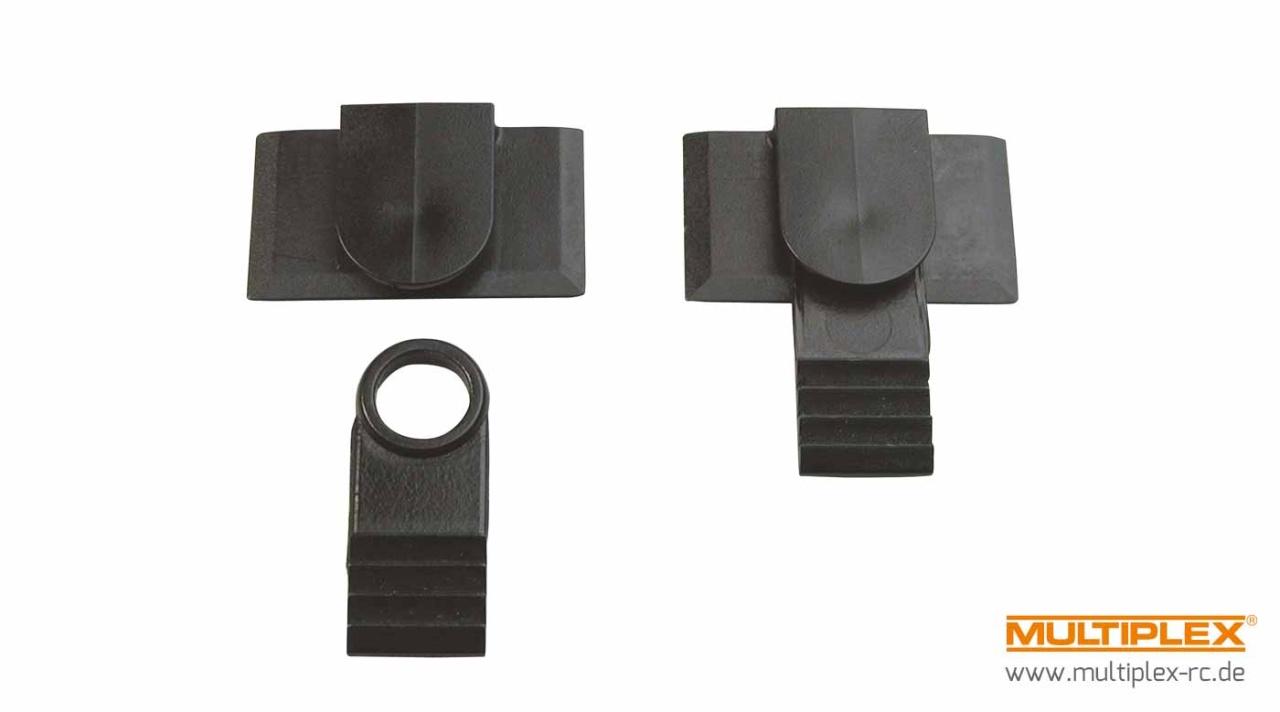 Multiplex Canopy-Lock (2 Paar)
