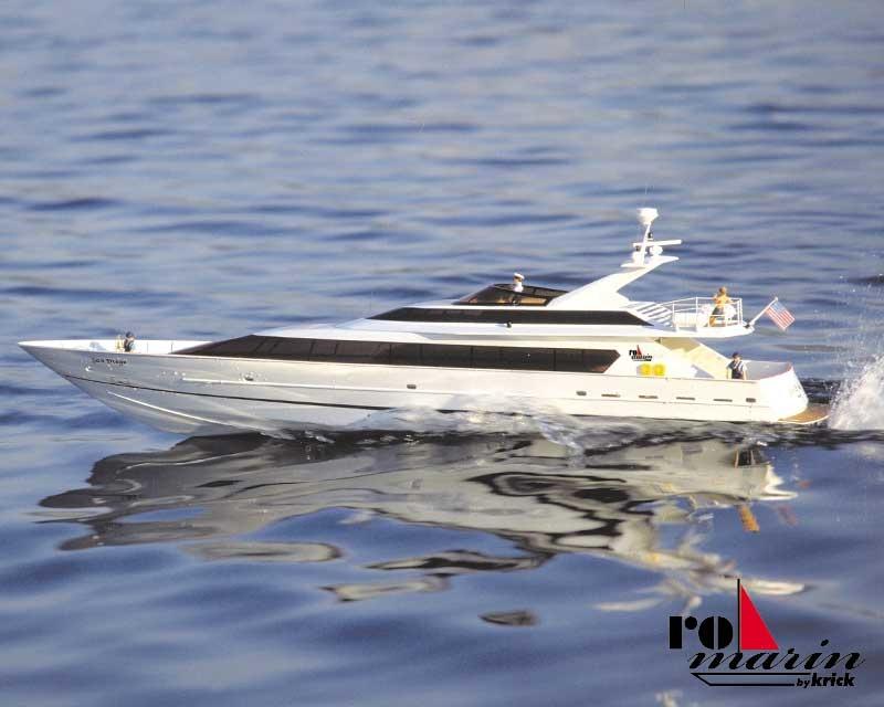 San Diego Mega Yacht  Baukasten
