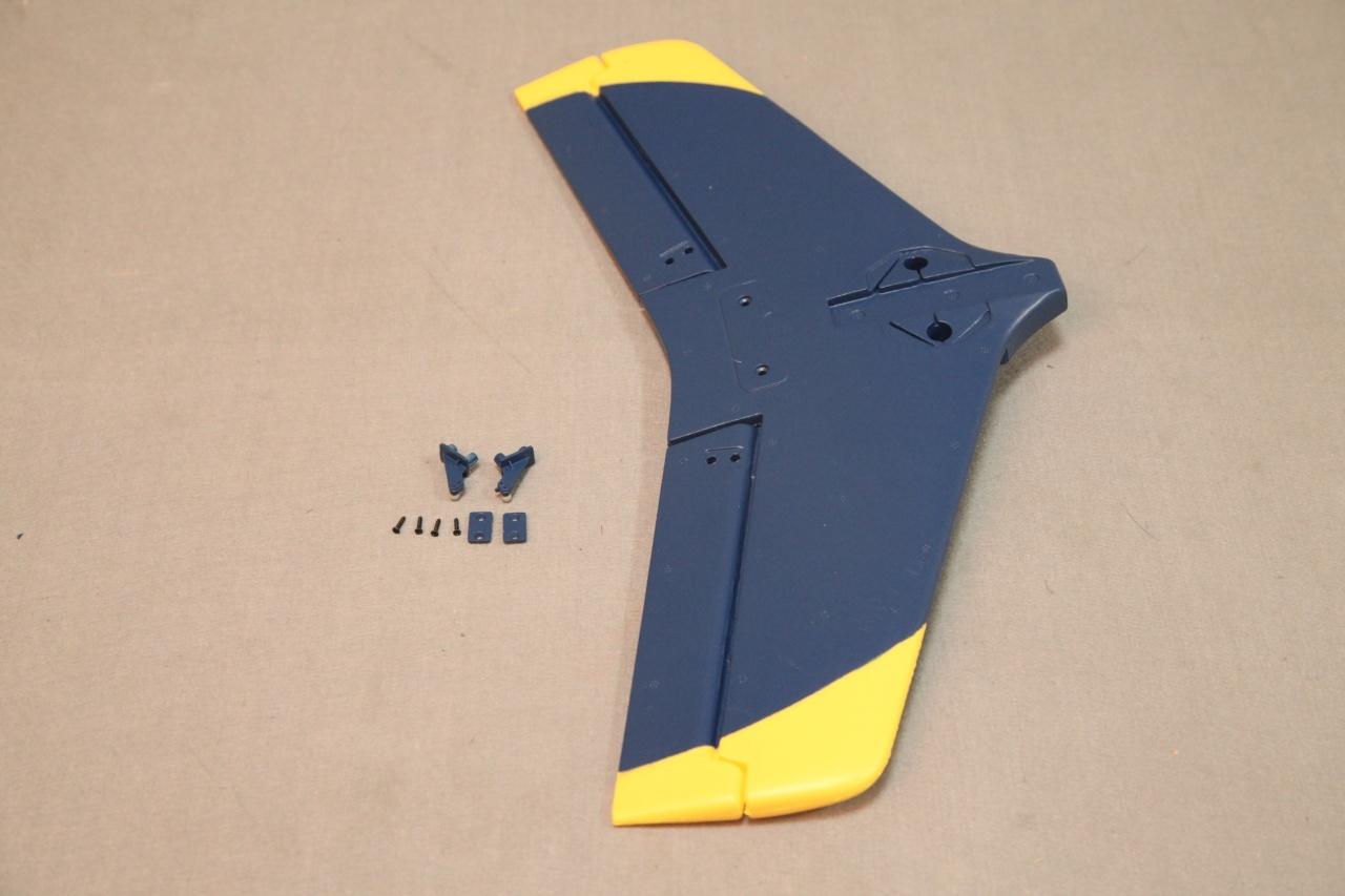 FMS Viper Jet EDF 70 - Höhenleitwerk