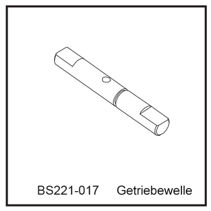 Getriebewelle - BEAST BX / TX