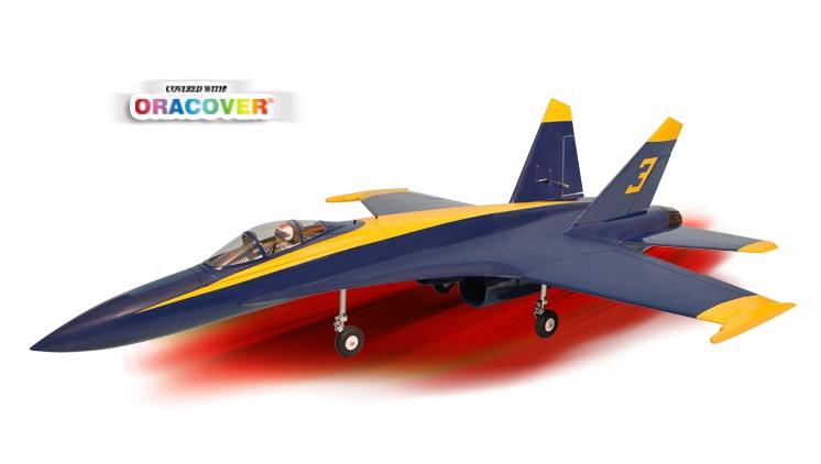 Phoenix  Thunder Streak - EDF 90 - 115 cm