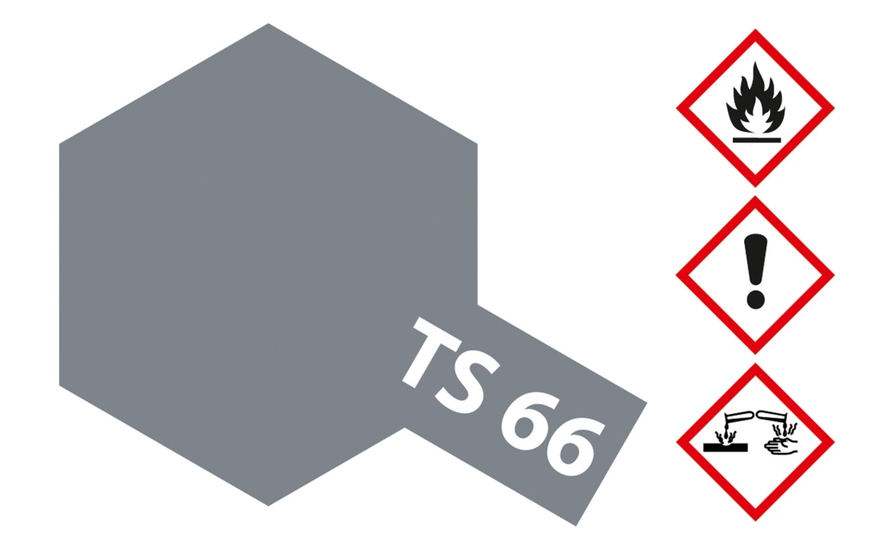 Tamiya TS-66 Grau (Kure Arsenal) matt Acryl 100ml