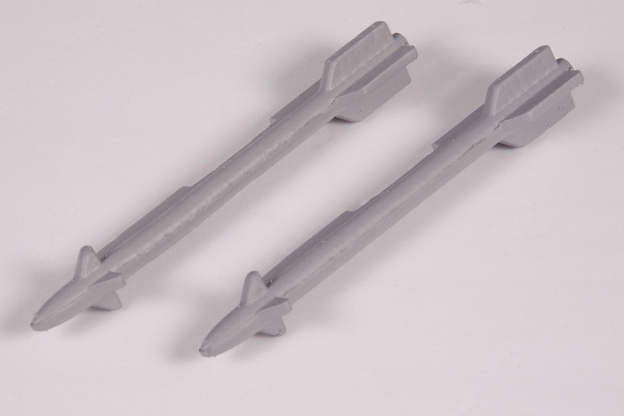 FMS F-18 V2 - Rakete 2