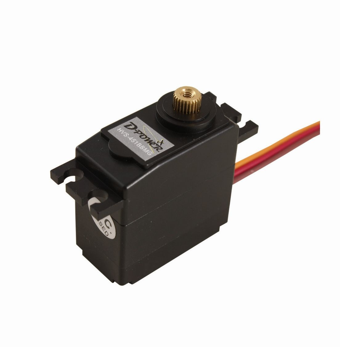 D-Power HVS-451BB MG Digital-Servo