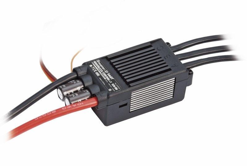 Graupner BRUSHLESS CONTROL + T120 HV TELEMETRY BEC