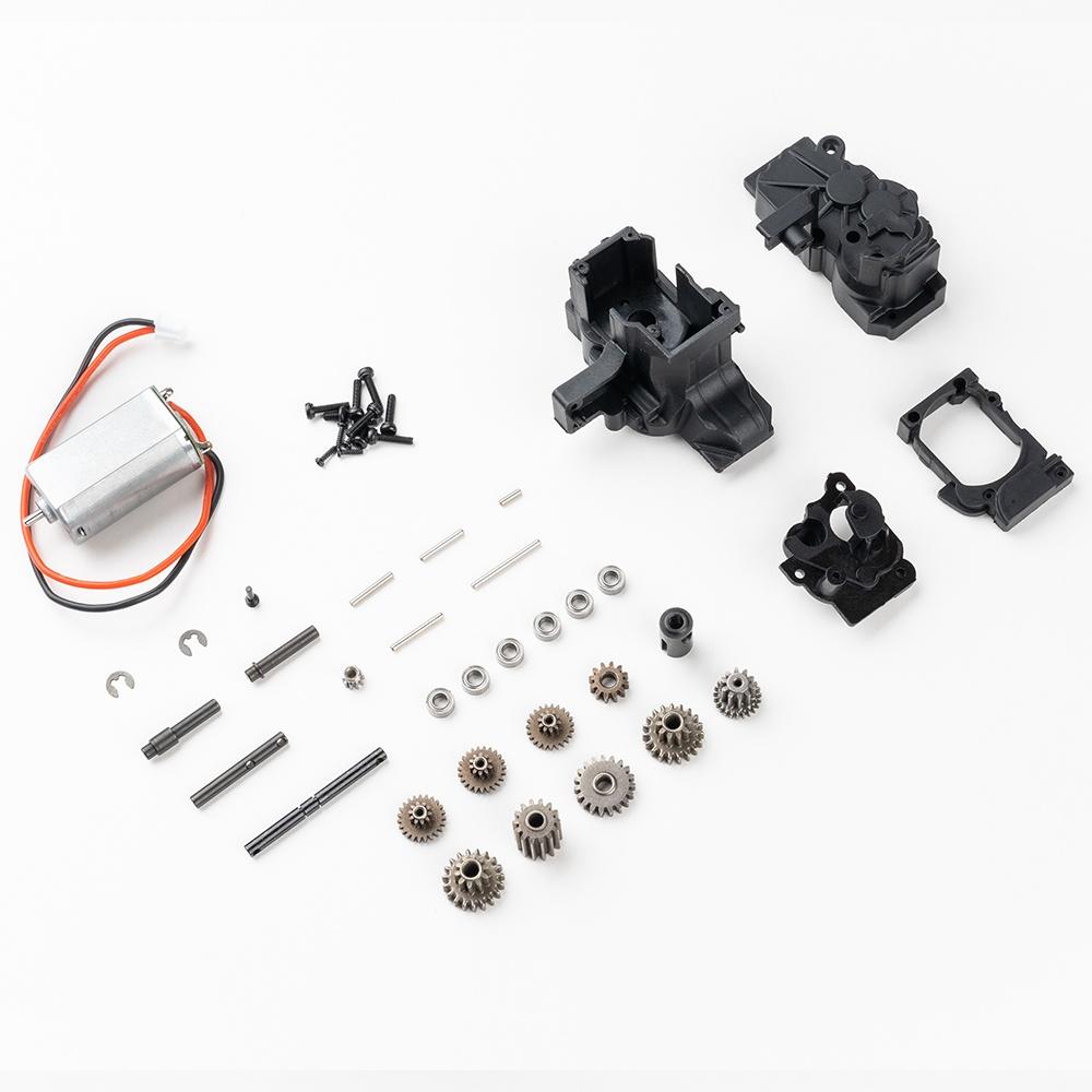 FMS Suzuki Jimny 1:12 - Hauptgetriebe
