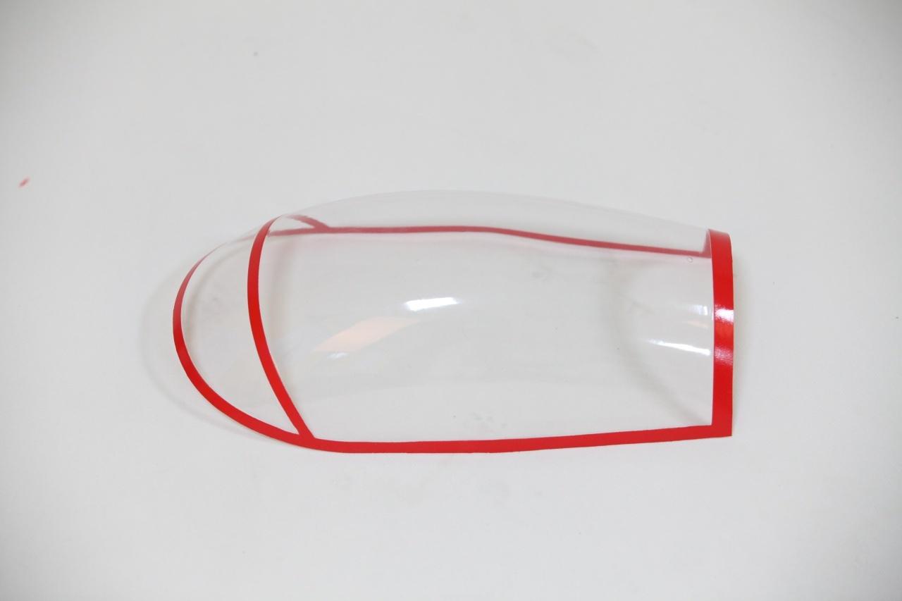 FMS Pitts V2 PNP - Kabinenhaubenverglasung