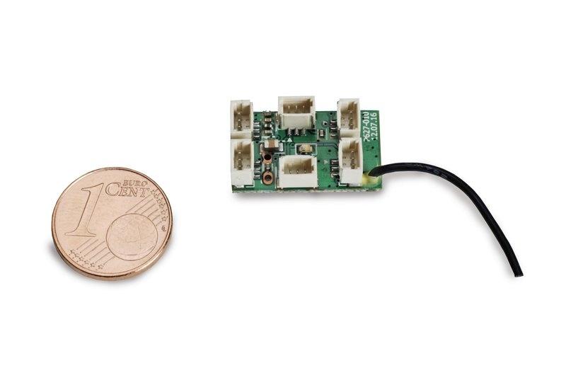 Graupner Empfänger GR-12SH+ HoTT 2.4 GHz