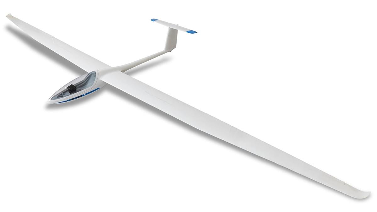 D-Power DG 600 - 363 cm Scale Segler voll-GFK ARF