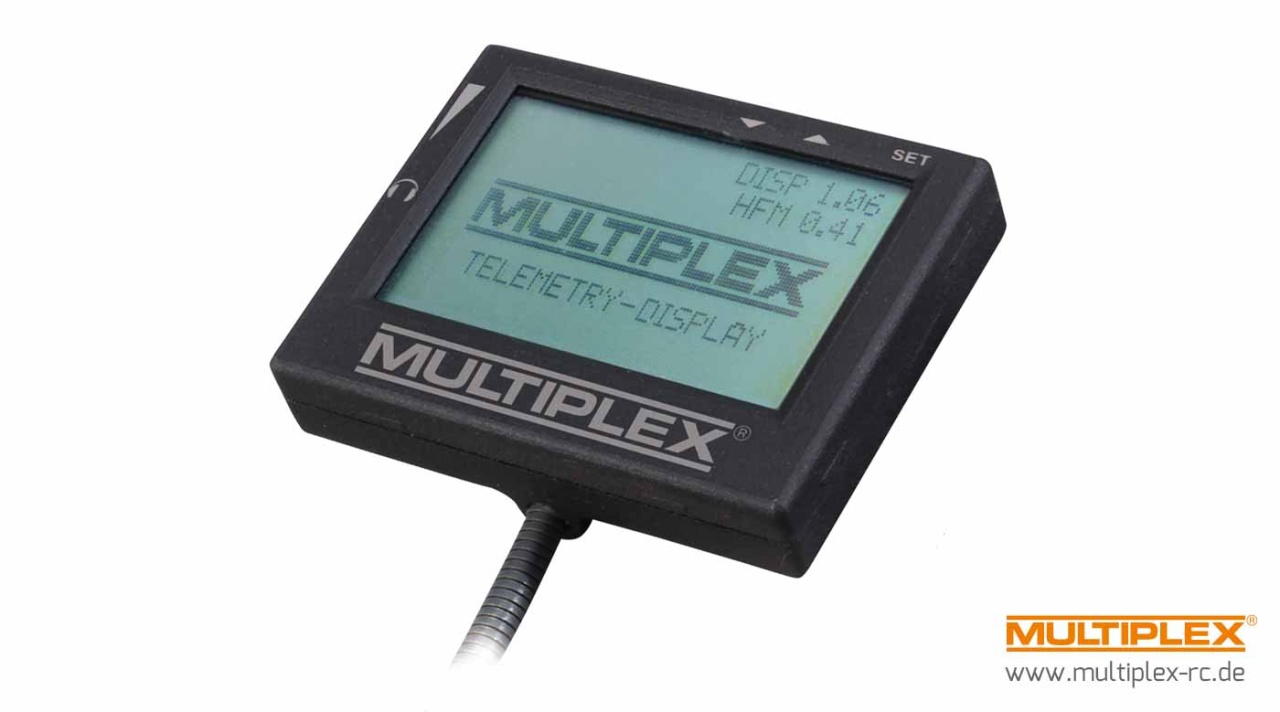 Multiplex Telemetry Display