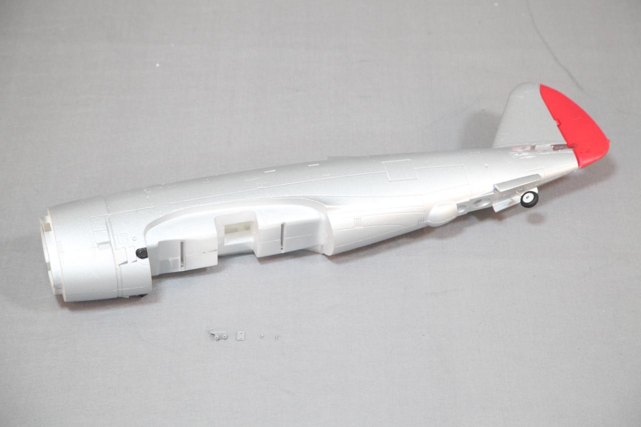 Arrows P-47 Thunderbolt - Rumpf