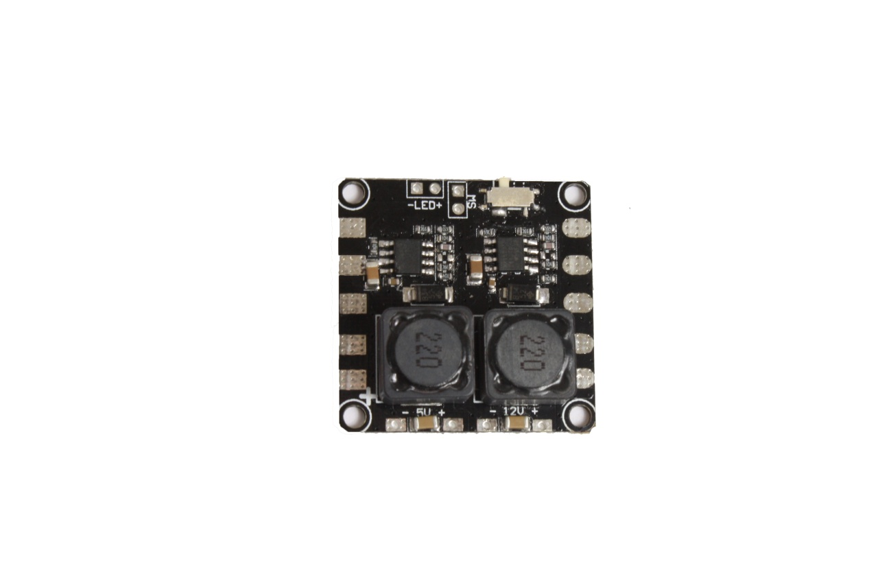 D-Power Power Distribution Board - PDB Board
