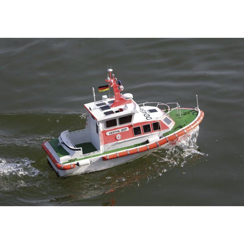 Graupner Seenotrettungsboot der 9,5/10,1 Meter Klasse,