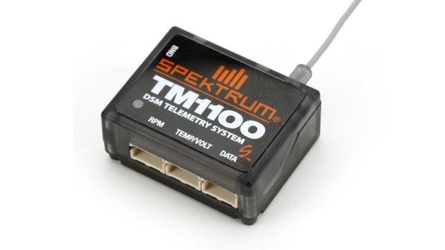 Spektrum TM1100 Fly-By Telemetrie Basismodul