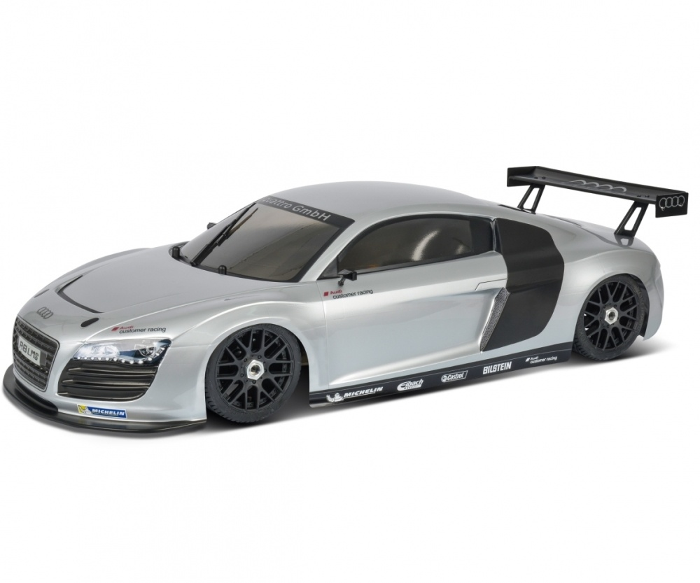 Carson 1:5 Chassis 100% RTR Audi R8