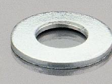 Unterlegscheibe Stahl M 2,5 (10-er Packung)