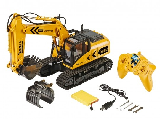 Revell Control Digger 2.0 Kettenbagger RTR 2,4Ghz