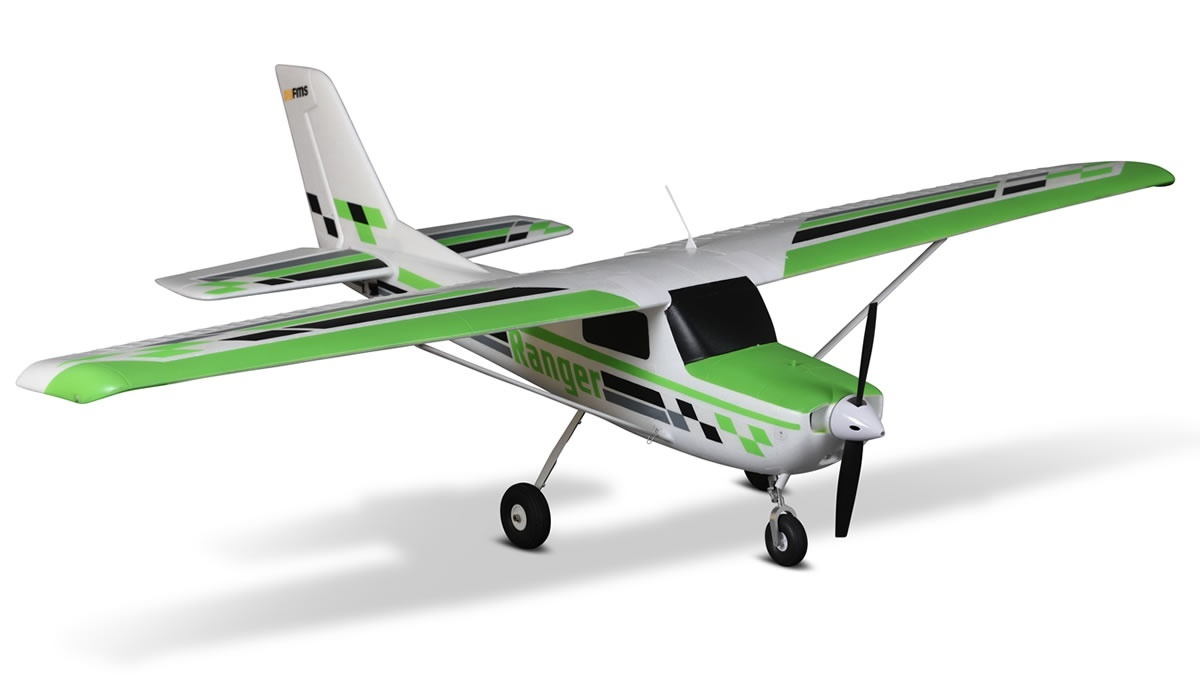 FMS Ranger 1800 PNP - 180 cm - Combo incl. Reflex Gyro