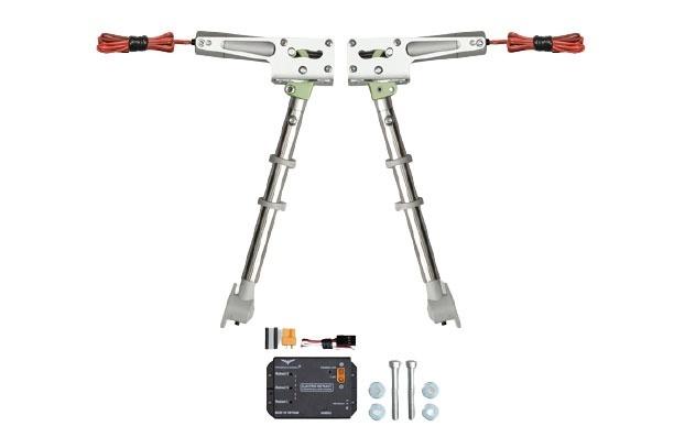Phoenix elektrisches Einziehfahrwerk 2-Bein bis 5kg -