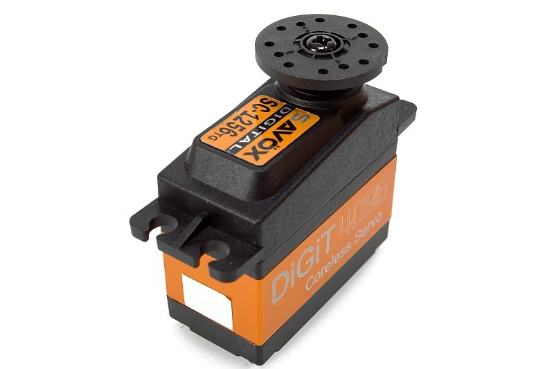 Savöx SC-1256TG Digital Servo coreless