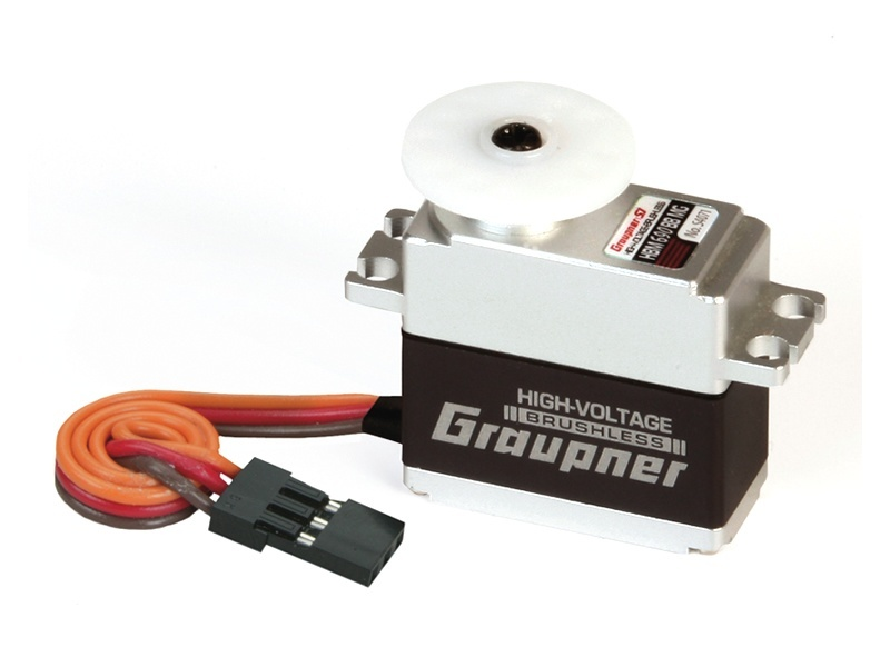 Graupner HBM690 BB MG Servo brushless