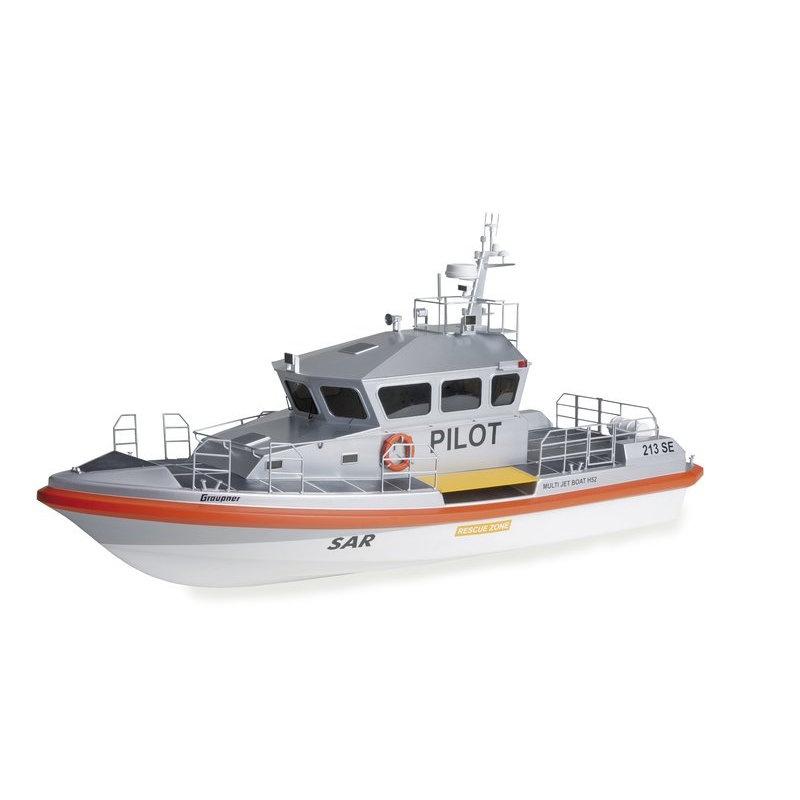 Graupner Lotsenboot Multi Jet Boat