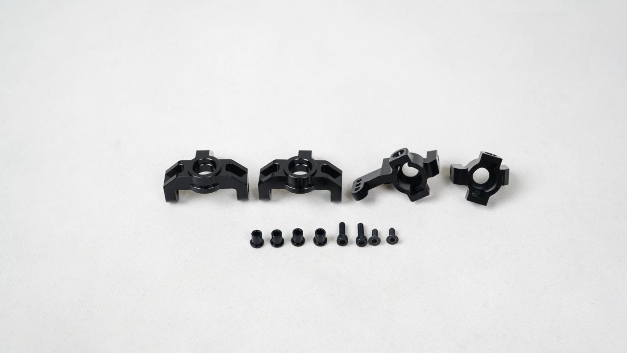 MB Scaler 1:6 - C HUB Achsschenkel Aluminium