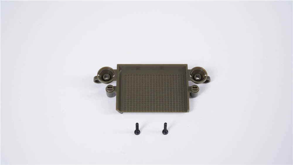 Willys MB Scaler 1:12 - Kühlergrill Atrappe