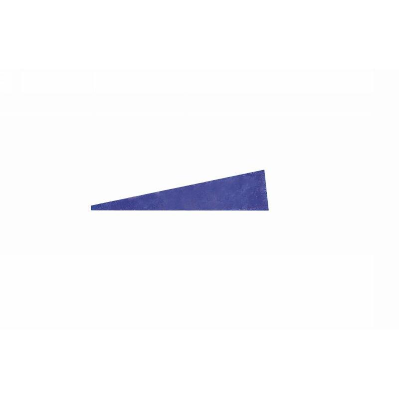 Graupner Balsa Endleisten blau